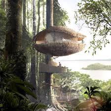 three house treehouse architecture dezeen