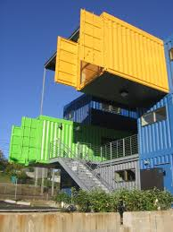 shipping container architecture information repository joe haskett