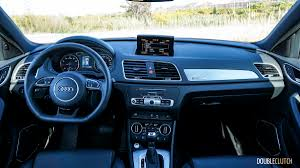 audi q3 dashboard 2016 audi q3 technik review doubleclutch ca