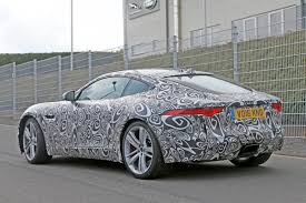 Jaguar F Type Official Pictures Auto Express Jaguar F Type Coupe Facelift Spied Pictures Jaguar F Type