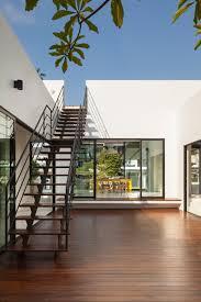 serene mandai courtyard house by atelier m a