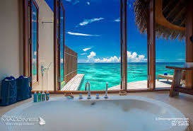 the most extraordinary hotel bathrooms we u0027ve seen in maldives