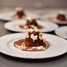All Chocolate Kitchen Geneva Il Flourless Chocolate Cakes With Salted Cognac Caramel Sauce