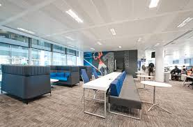 William Hill Interiors Betfair Offices Hammersmith Embankment Office Design U0026 Fit Out