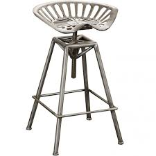 Industrial Metal Bar Stool Metal Industrial Bar Stools Austin Industrial Metal Bar Stool