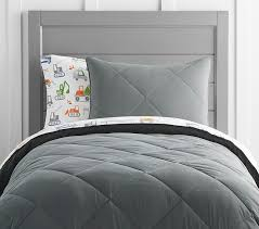 Space Bedding Twin Cozy Comforter Pottery Barn Kids