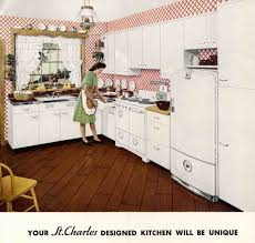 1950s Kitchen Furniture by Steel Kitchens Archives Retro Renovation