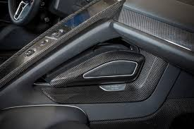 porsche 918 interior porsche 918 spyder push the red button motor trend