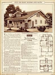 sears homes floor plans croatan cottage restoring a classic sears catalog kit house