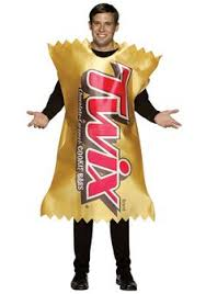 Candy Crush Halloween Costume Candy Costumes Teens Twix Chocolate Candy Bar Wrapper Tank