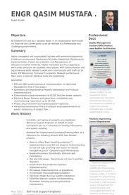 Technical Experience Resume Sample by Technical Support Engineer Resume Samples Visualcv Resume