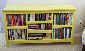 Annie Sloan Painted Bookcase Bookcase Makeover Painted Furniture Ideas 9 Colorful Makeovers