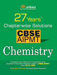 cbse aipmt chemistry 27 years u0027 chapterwise solutions 7th edition