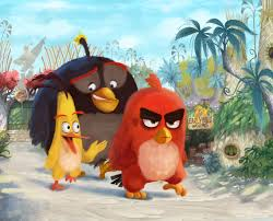 production designer pete oswald angry birds movie