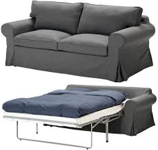 Ikea Three Seater Sofa Bed Unique Ikea Ektorp Sleeper Sofa 43 With Additional Round Sleeper