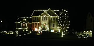 christmas light decoration company christmas lights hudson ma dave s landscape management company