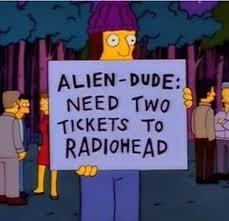 Radiohead Meme - memes por el regreso de radiohead chilango