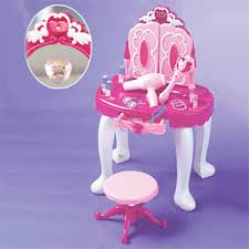 Vanity Playset Girls Full Size Vanity Playset Only 26 98 Shipped Normally 50