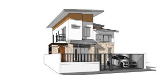 download sketchup model house zijiapin