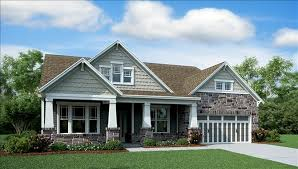 kingston home plan in reserve at lantern fishers in beazer homes