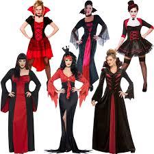 Ebay Size Halloween Costumes Smiffys Ladies Size Dark Temptress Witch Fancy Dress