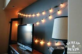 hanging globe lights indoors hanging string lights indoors outdoor how to hang globe string