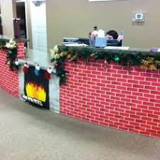 Decorating Ideas For Office Wrapped Pizza Boxes Fast Xmas Decore Craft Shit Pinterest