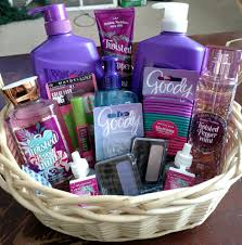 gift basket for a pre teen christmas gift ideas pinterest