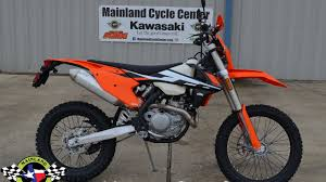 road legal motocross bikes 10 699 2017 ktm 500 exc f street legal race bike overview and
