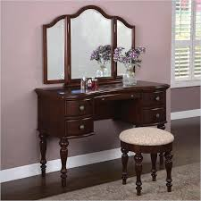 makeup vanity table with drawers vanity with drawers and lights furniture marquis cherry wood makeup