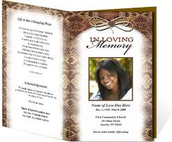 cross in clouds u0027 funeral card template for download check out