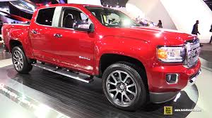 Home Design Exterior And Interior 2016 Gmc Canyon Denali Exterior And Interior Walkaround 2016