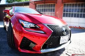 new lexus rcf the all new 2016 lexus rc f is here read the exclusive review of