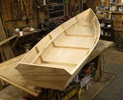 Free Wooden Boat Plans Plywood by Bayou Skiff Wooden Boat Plans Barcos Pinterest Wooden Boat