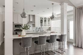 white kitchen cabinets with gray quartz counters 75 beautiful kitchen with white cabinets and quartz
