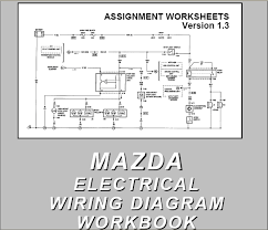 mazda electrical wiring diagram workbook wiring diagram user manual