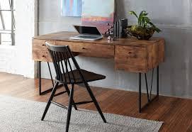 Granite Computer Desk Trent Design Granite 4 Drawers Writing Desk Reviews Wayfair