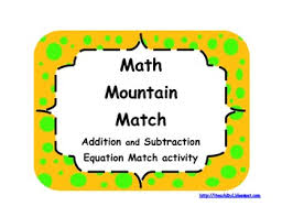 1st grade math mountain worksheets 1st grade free printable