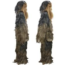star wars costumes aliexpress com buy star wars costumes 7 series cosplay chewbacca