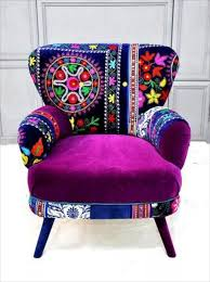 Patchwork Armchair For Sale Funky Fun Furniture