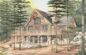 basement creative timber frame house plans with walkout basement