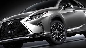 lexus turbo charged engine 2016 lexus rx 200t f sport arrives in shanghai with 2 0 liter