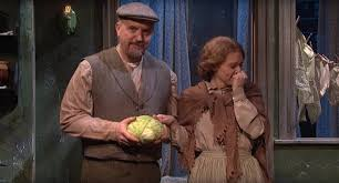 sofa king snl video louis ck and kate mckinnon can u0027t contain their laughter during snl