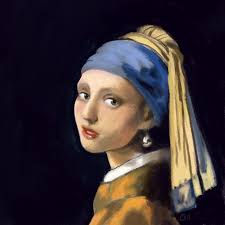 girl pearl earing girl with a pearl earring by stressedjenny on deviantart