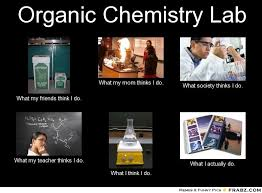 Funny Chemistry Memes - organic chemistry trick 5 don t over emphasize the organic