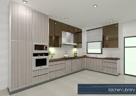Wet Kitchen Design Kitchen Renovation Johor Interior Design Jb Kitchen Library