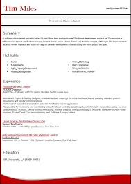 Best Business Resume Format by Latest Resume Format Best Business Template