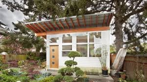 tiny seattle backyard house youtube