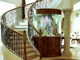 cuisine realistic fish tank decoration ideas all home decorations