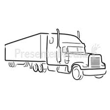truck clipart drawing pencil color truck clipart